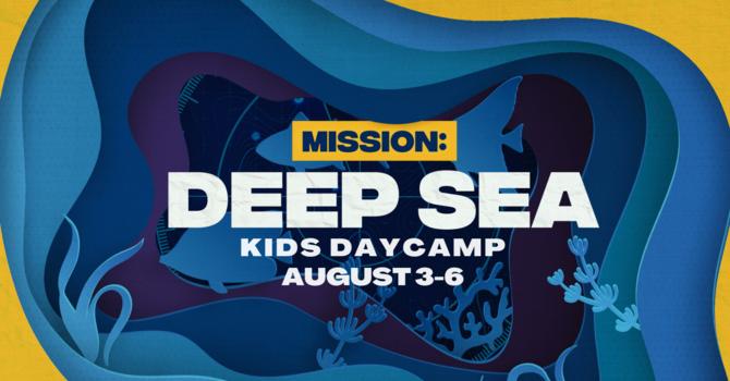 Deep Sea Kids Day Camp
