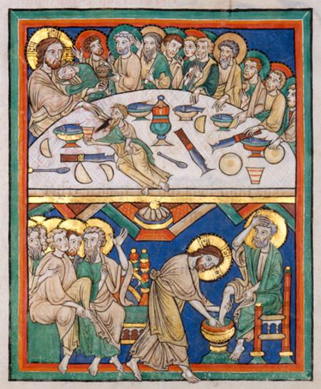 Maundy Thursday - by Rev. Paula Porter Leggatt