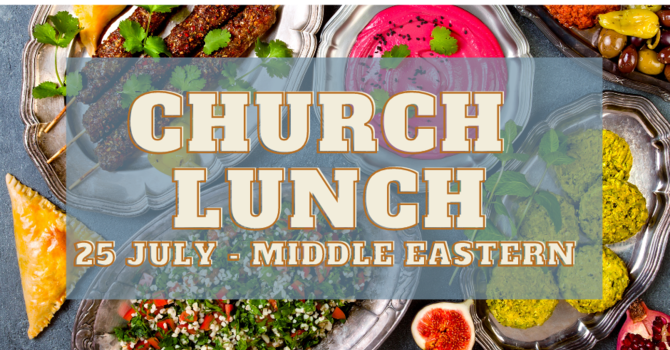 Special Church Lunch