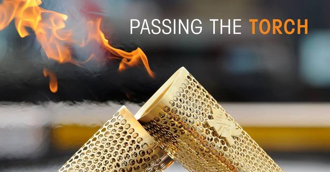 Passing the Torch - Week 3 (9am Contemporary)