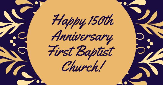 150th Anniversary Celebration!