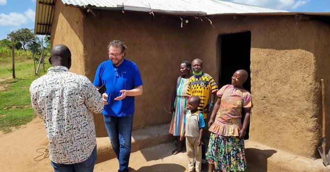 Bringing water to Kisumu... image