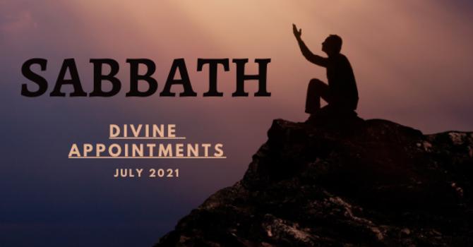 Sabbath Prayer Time