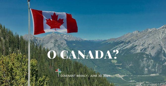 O Canada? image