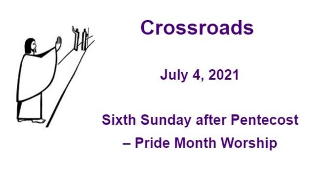 Crossroads July 4, 2021 image