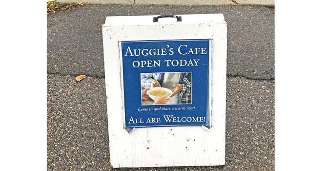 Auggie's Cafe Offers COVID-19 Vaccination Clinic image
