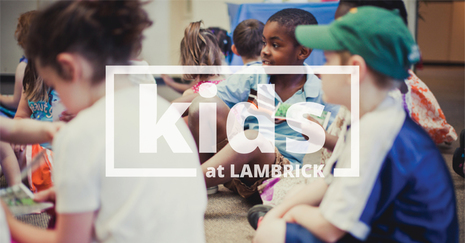 Kids at Lambrick