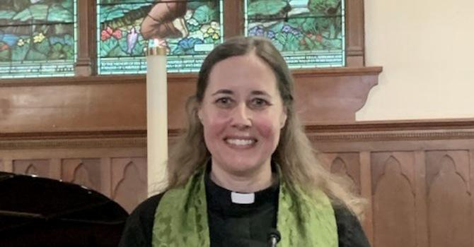 Saying goodbye to Rev. Alecia Greenfield image