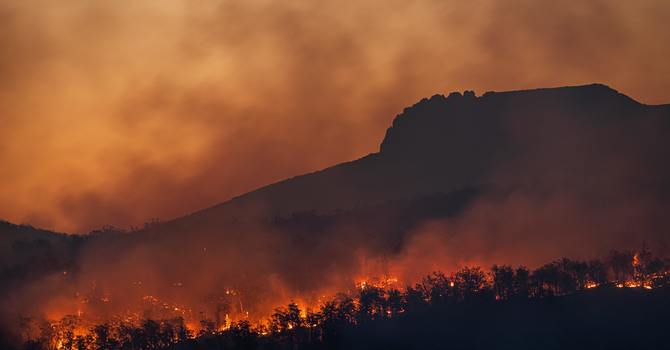 Lytton Fires - July 1, 2021 image