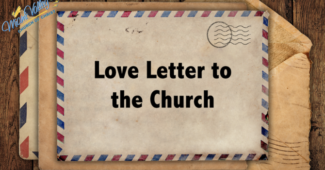 Love Letter to the Church