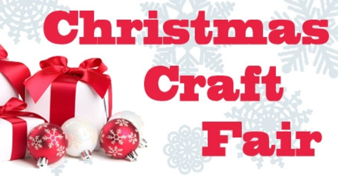 Christmas Craft Market