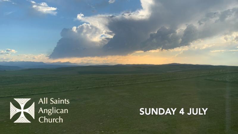 Eucharist Service - July 4, 2021