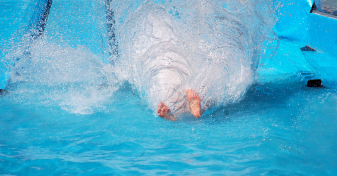 Ignite Big Splash Water Slide Park
