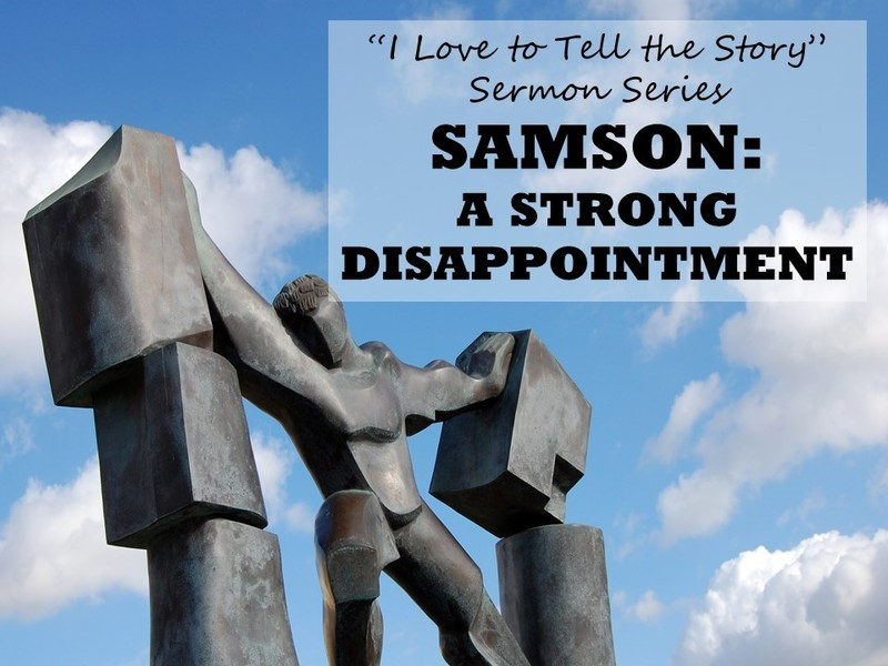Samson: A Strong Disappointment