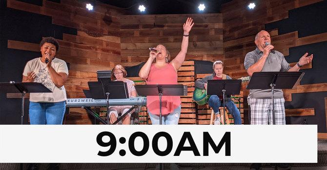 WORSHIP - 9:00am