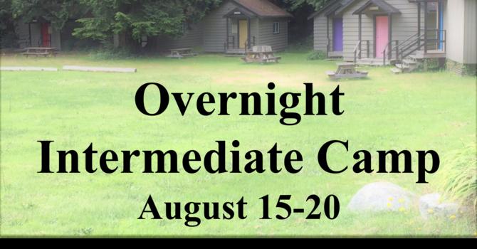 Overnight Intermediate Camp