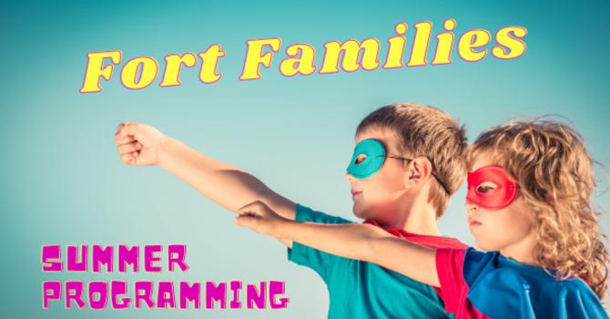 Summer Children's Ministry