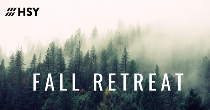 HSY Fall Retreat
