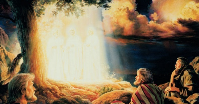 The Last Sunday after Epiphany