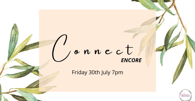 Women's Connect ENCORE