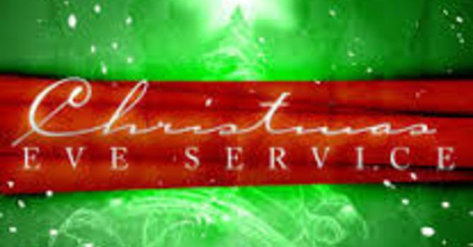 Family Christmas Eve Service