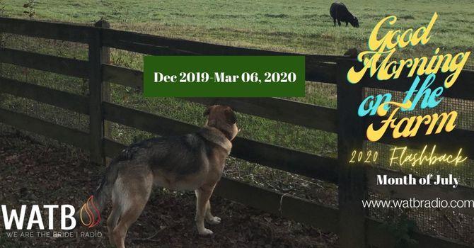 GMOTF - Episode 1 - DEC 2019 - MAR 06, 2020 image