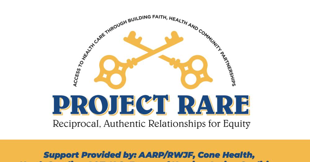Project RARE: COVID Vaccine Information