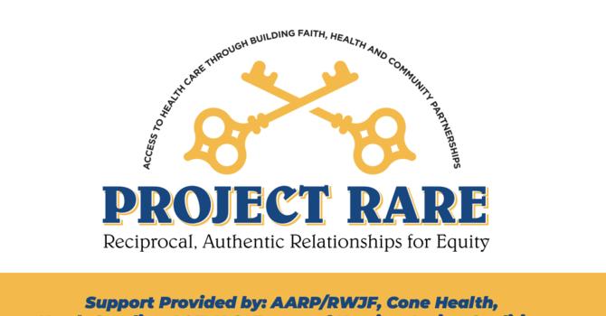 Project RARE: COVID Vaccine Information image