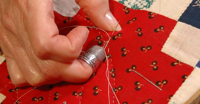 Sacred Stitches Workshop August 12