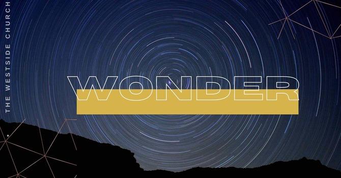 Wonder Part 1