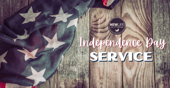 Independence Day Service