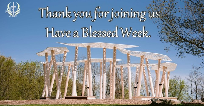 Sunday July 4 Message
