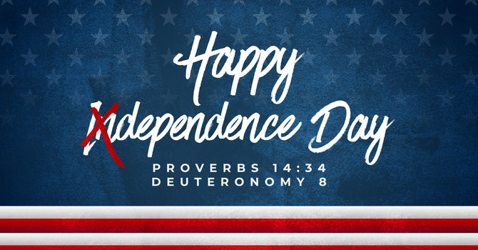 Happy Dependence Day