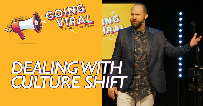 Dealing With Culture Shift