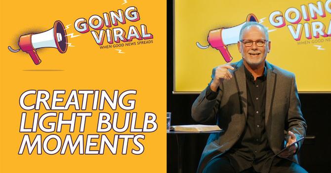 Creating Light Bulb Moments