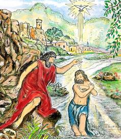 Baptism of jesus norma boeckler