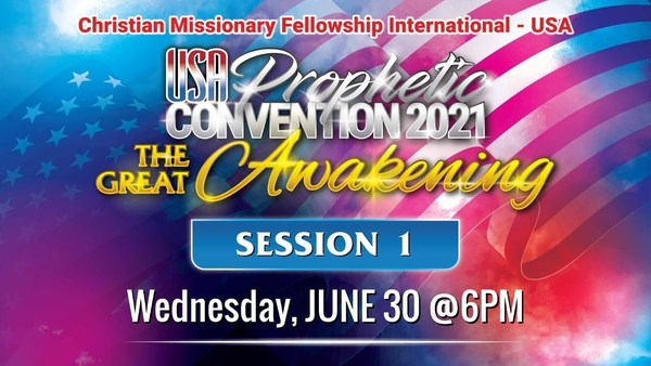 USA PROPHETIC CONVENTION 2021