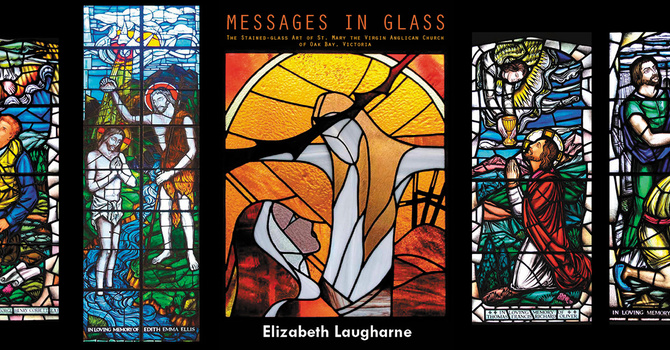 UPDATE: Messages in Glass Book has Arrived! image