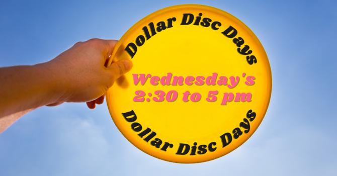 High School Dollar Disc Days