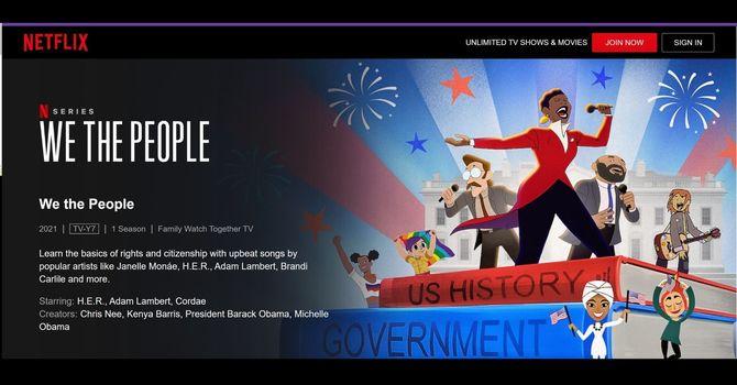 We the People UN Agenda  image