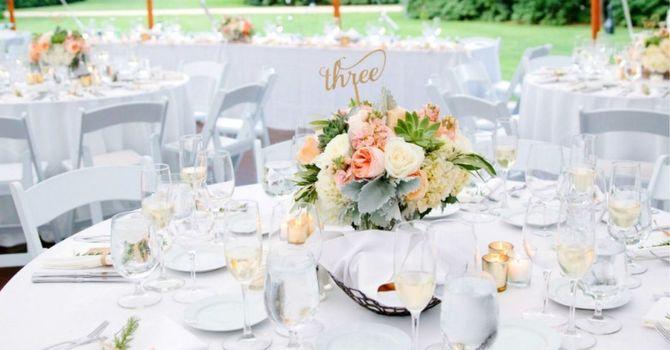 Wedding Reception for Pastor & Mrs. Tyler Mackay
