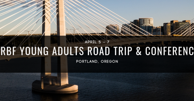 Young Adults Road Trip & Conference