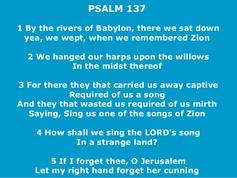 Psalms 137