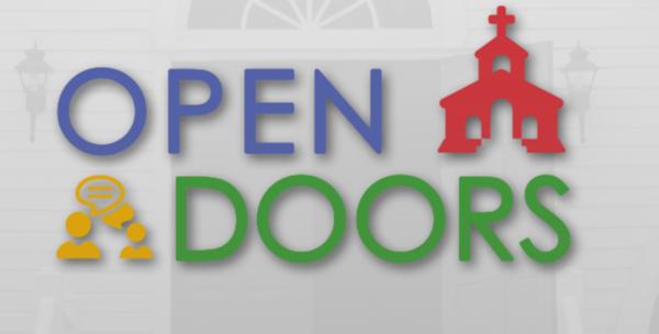 """Two Congregations Receive """"Open Door"""" Grants"""