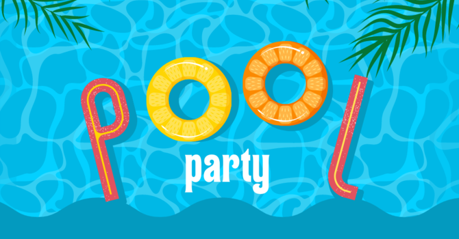 Youth Group: Pool Party!