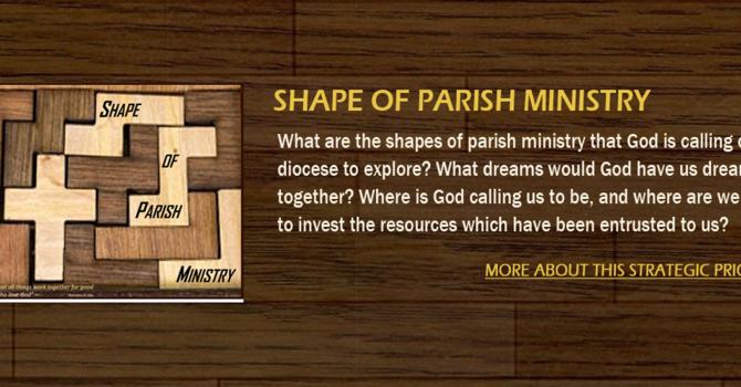 Shape of Parish Ministry  image