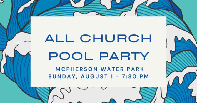 All Church Swim Party