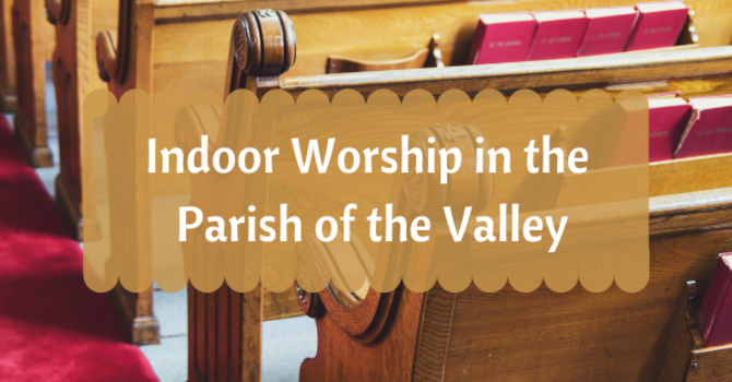 Indoor Worship in the Parish of the Valley image