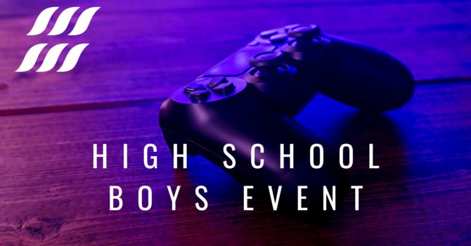 High School Boys Event