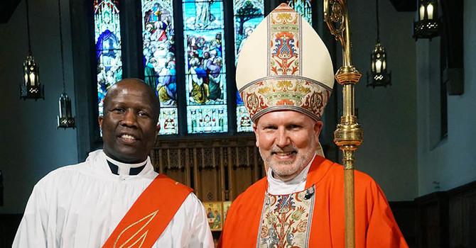 Meet the Reverend Montegomery Tugwete image